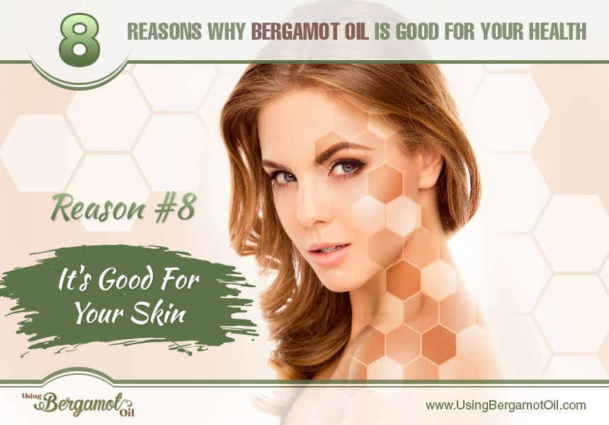 benefits of using bergamot oil