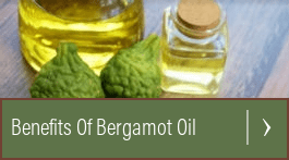 health benefits of bergamot oil