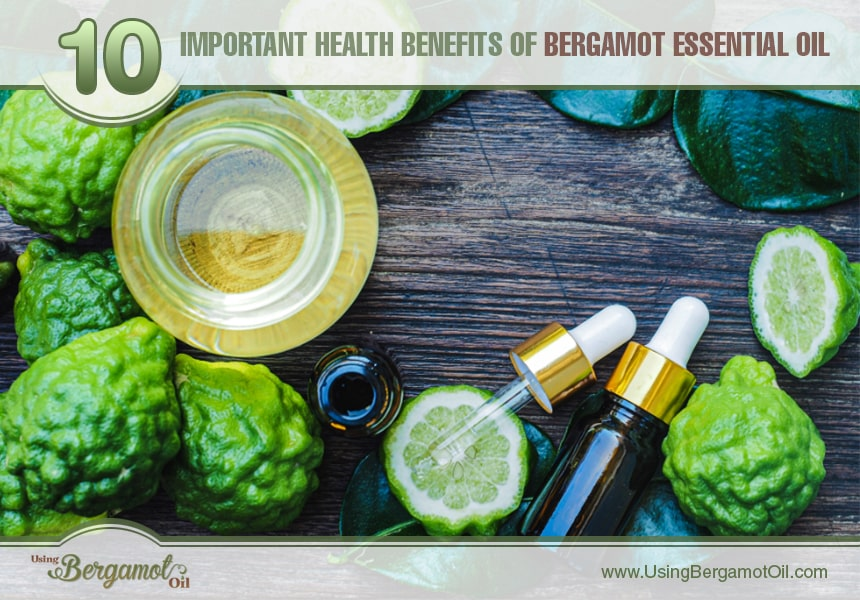how do i use bergamot oil