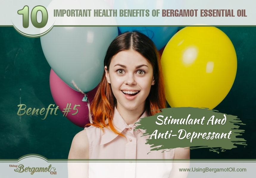 bergamot oil health benefits