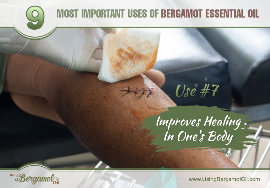 uses of bergamot essential oil