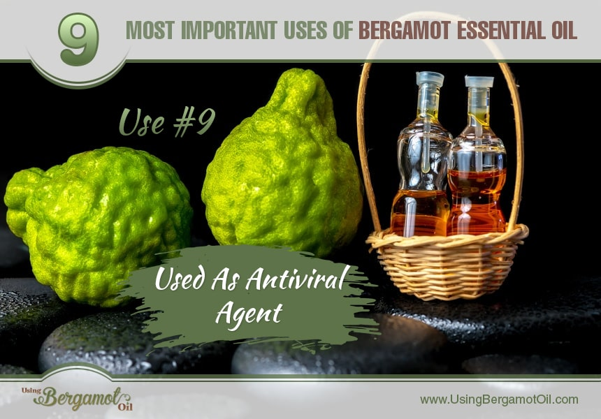 best benefits of bergamot essential oil
