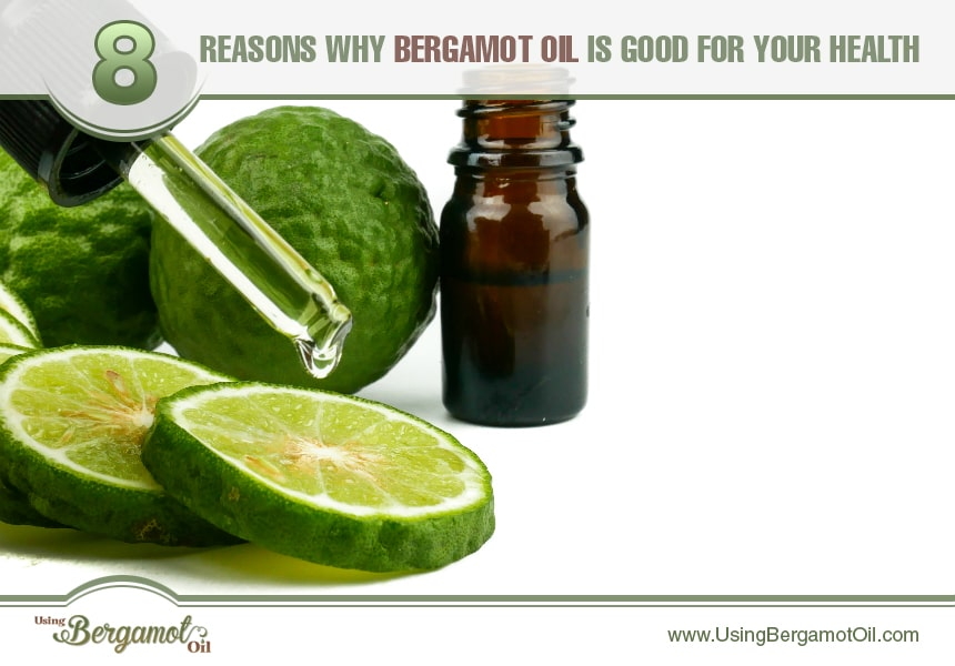 bergamot oil health effects