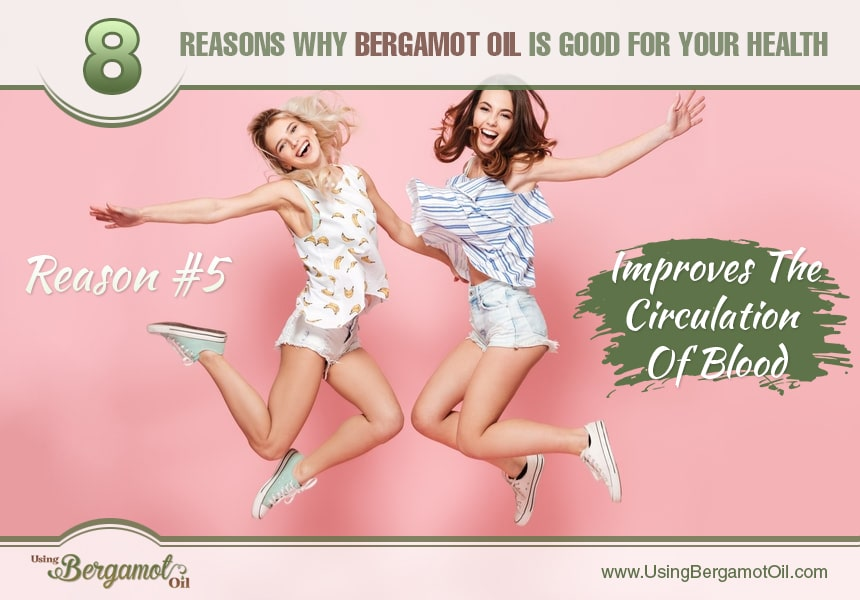 benefits of using bergamot oil